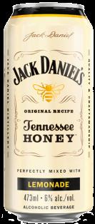 Jack Daniel's Tennessee Honey Lemonade 473 ml