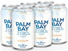Palm Bay Zero - Tangerine Mist 6 x 355 ml