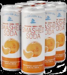 GEORGIAN BAY - MANDARIN SMASHED SODA 6 x 355 ml