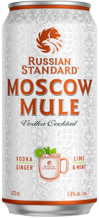 RUSSIAN STANDARD - MOSCOW MULE 473 ml