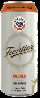 FORT GARRY BREWING FRONTIER PILSNER 473 ml