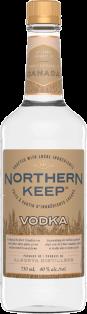 NORTHERN KEEP VODKA 750 ml