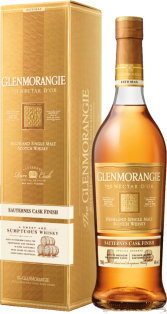 GLENMORANGIE THE NECTAR D'OR SINGLE MALT SCOTCH 750 ml