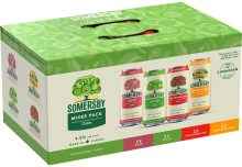 SOMERSBY - CIDER MIXER PACK 8 x 473 ml