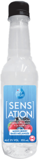 ICY BLUE SENSATION - MIXED BERRY 355 ml