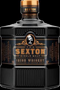The Sexton Single Malt Irish Whiskey 750 ml