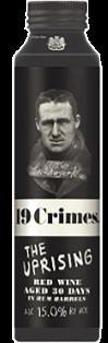 19 CRIMES UPRISING RED BLEND 375 ml