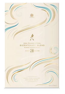 JOHNNIE WALKER & SONS BICENTARY BLENDED SCOTCH WHISKY 750 ml