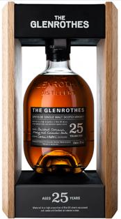 THE GLENROTHES 25YO SINGLE MALT SCOTCH WHISKY 750 ml
