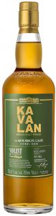 KAVALAN SOLIST EX-BOURBON CASK SINGLE MALT WHISKY 700 ml