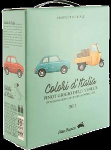 PASQUA COLORI D'ITALIA PINOT GRIGIO 3 Litre