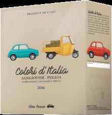 PASQUA COLORI D'ITALIA SANGIOVESE 3 Litre