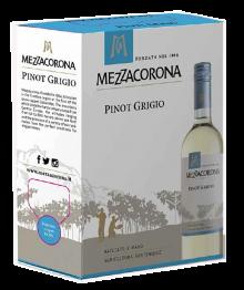MEZZACORONA PINOT GRIGIO IGT 3 Litre