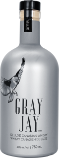 GRAY JAY DELUXE CANADIAN WHISKY 750 ml