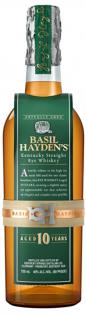 BASIL HAYDEN'S 10 YO KENTUCKY STRAIGHT RYE WHISKEY 750 ml