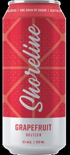 ONE GREAT CITY BREWING - SHORELINE GRAPEFRUIT SELTZER 473 ml