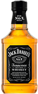 Jack Daniels Old No 7 Brand Tennessee Sour Mash Whiskey 200 ml
