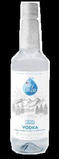 ICY BLUE SENSATION VODKA 750 ml