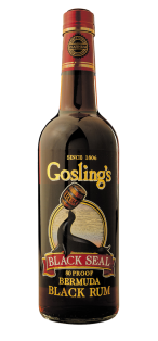 Goslings Black Seal Black Rum 750 ml