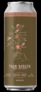 THOM BARGEN COFFEE STOUT 473C 473 ml