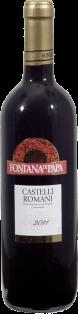 Fontana di Papa Sangiovese, Merlot Castelli Romani DOC 2 Litre