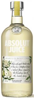 ABSOLUT JUICE PEAR & ELDERFLOWER EDITION VODKA 750 ml