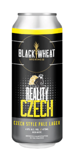 BLack Wheat Brewing - Reality Czech 473 ml