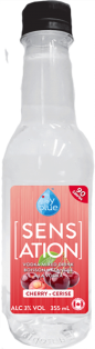 ICY BLUE SENSATION CHERRY 355 ml