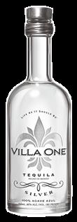 Villa One Silver Tequila 750 ml