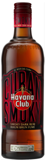 HAVANA CLUB CUBAN SMOKY DARK RUM 750 ml