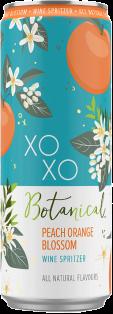 XOXO Botanical Peach Orange Blossom Wine Spritzer 355 ml