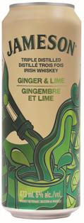JAMESON GINGER & LIME 473 ml