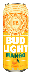 BUD LIGHT MANGO 473 ml