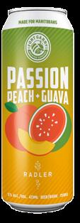FORT GARRY BREWING - PASSION PEACH & GUAVA RADLER 473 ml