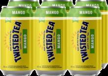 Twisted Tea - Mango 6 x 355 ml