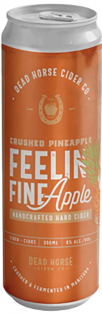 Dead Horse Cider Company - Feeling Fine Apple Cider 355 ml