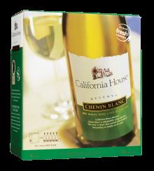 California House Chenin Blanc 4 Litre