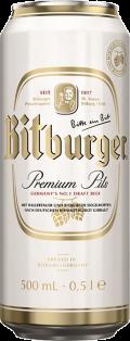 Bitburger Pils 500 ml