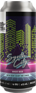 DEVIL MAY CARE BREWING - SYNTH CITY WHEAT ALE 473 ml