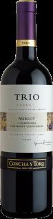 Concha y Toro Trio Merlot, Carmenere, Cabernet Sauvignon 750 ml