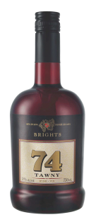 Brights 74 Tawny 750 ml