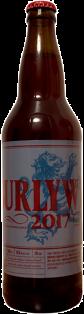 Half Pints Burly Wine Ale 650 ml