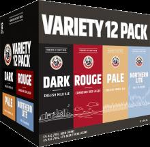 Fort Garry Variety Pack 12 x 341 ml