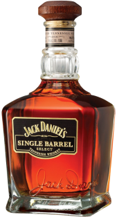 Jack Daniels Single Barrel Tennessee Whiskey 750 ml
