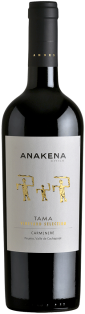 Anakena Single Vineyard Carmenere 750 ml