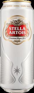 Stella Artois 500 ml