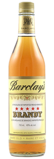 Barclays Five Star Brandy 750 ml