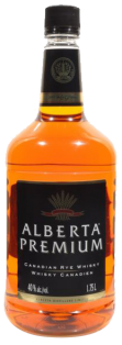 Alberta Premium Canadian Rye Whisky 1.75 Litre