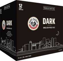 Fort Garry Dark Ale 12 x 341 ml