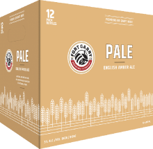 Fort Garry Pale Ale 12 x 341 ml